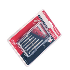 6 PC PRECISION SCREWDRIVER SET WITH BLISTER