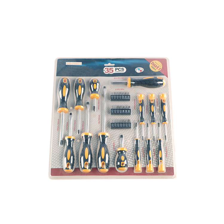 35 PC SCREWDRIVER SET WITH BLISTER Best Precision Torx Screwdriver